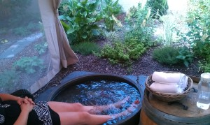 Garden Foot Spa